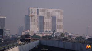 เช้านี้กรุงเทพฯ ฝุ่น PM 2.5 เกินมาตรฐาน 22 พื้นที่