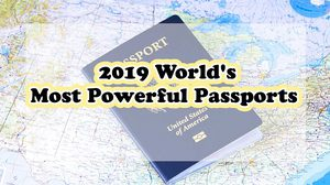 2019 World's Most Powerful Passports