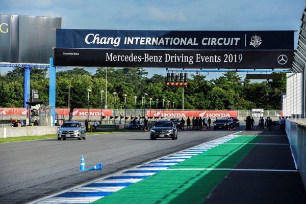 Mercedes-Benz Driving Events 2019