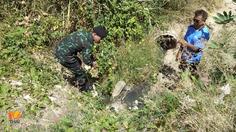ทหารลงพื้นที่ตรวจโรงแรมหรูเกาะสมุย ปล่อยน้ำเสียลงคลองสาธารณะ