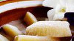 สูตรการทำ กล้วยบวชชี ด้วยไมโครเวฟ