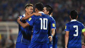 หนึ่งเดียวจากอาเซียน!ได้ครบแล้ว12 ทีมจากเอเชียแย่งตั๋วฟุตบอลโลก2014
