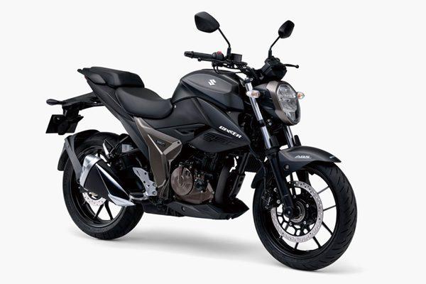 Suzuki ส่ง Gixxer 250