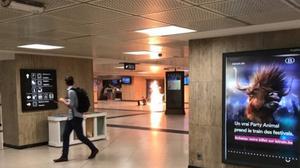 ระทึก! เกิดเหตุระเบิดฆ่าตัวตายในสถานีรถไฟ บรัสเซลส์ โชคดีไร้เจ็บ