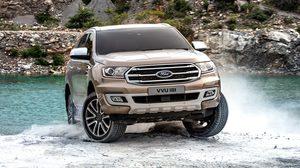 Ford Everest เทียบสมรรถนะ รุ่นปกติจนถึงรุ่นท็อป ไทเทเนี่ยม พลัส ดีเซล 2.0ลิตร ไบเทอร์โบ