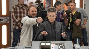 ฟุตเทจที่ยังไม่เคยใช้ของ แคร์รี ฟิเชอร์ ใน The Last Jedi จะใช้ใน Star Wars Episode IX ด้วย