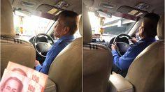 น้ำตาไหล! คุณตาวัย 76 ขับแท็กซี่ส่งลูก 4 คนเรียนจบ แต่ตัวเองต้องอาศัยนอนปั๊ม