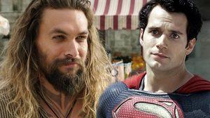 เฮนรี คาวิล โพสต์ภาพดำน้ำถือส้อม แสดงความชื่นชอบหนัง Aquaman
