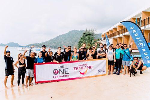 ททท.-กรมทรัพยากรทางทะเลและชายฝั่ง-ผู้ประกอบการท่องเที่ยวเกาะเต่า ร่วมส่งเสริมการท่องเที่ยวเชิงอนุรักษ์ ในโครงการ The One for Nature