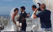 ธุรกิจงานแต่งงานบนเกาะซานโตรินี