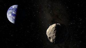 จับตาวันนี้ !! ดาวเคราะห์น้อยขนาดใหญ่ พุ่งเฉียดโลกในระยะใกล้ชน