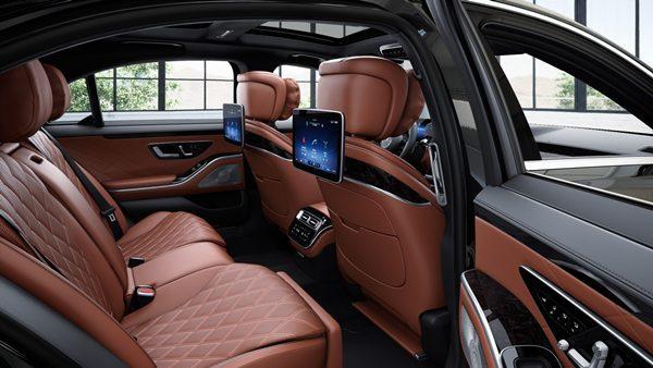 Mercedes-Benz S 350 d AMG Premium