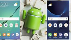 ผู้ใช้ Galaxy S6 เตรียมเฮ Samsung ปล่อยอัพเดท Android 7.0 Nougat ให้แล้ว