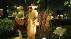 Nai Lert Flower & Garden Art Fair 2019 มหัศจรรย์พรรณไม้ใจกลางเมือง กรุงเทพฯ