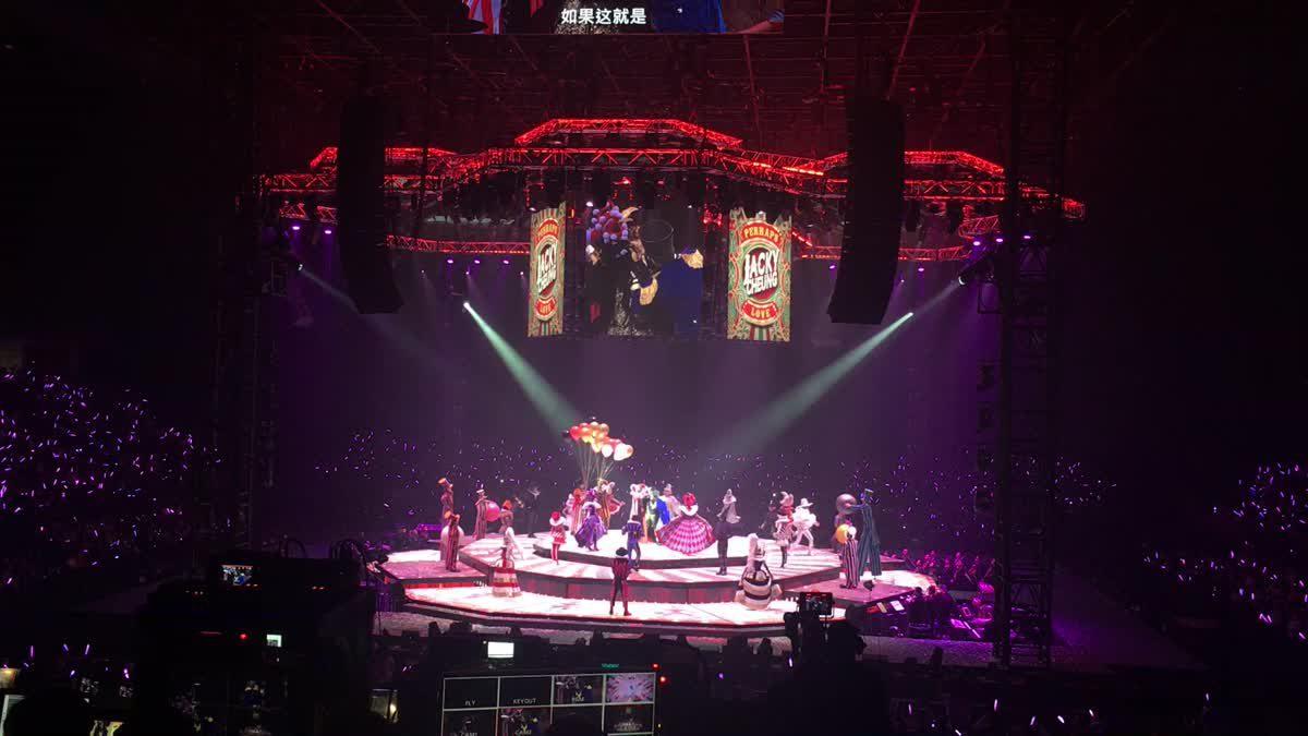 อลังการ! สุดยอดคอนเสิร์ตแห่งปี ของ จางเสวียโหย่ว
