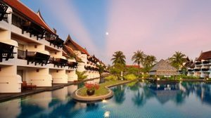 เจดับบลิว แมริออท โรงแรมที่มีสระว่ายน้ำสไตล์ลากูนยาวที่สุดใน Southeast Asia