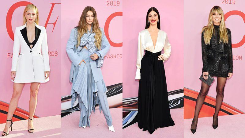 ไอเดียแต่งตัวไปงาน แบบไม่เว่อวังแต่ปัง!! จาก CFDA Fashion Awards 2019