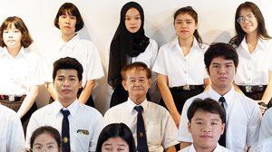 มรภ.บ้านสมเด็จเจ้าพระยา เปิดบ้านต้อนรับ นักศึกษาวัย 72 ปี