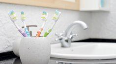 ข้อห้ามในการแปรงฟัน