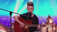 14 Year old songwriter Bailey McConnell impresses with his o