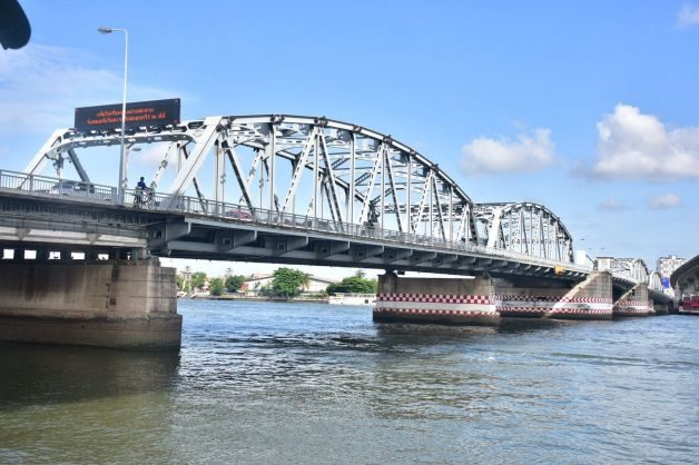 แจ้งปิดสะพานกรุงเทพคืนนี้ ช่วงเวลา 22.00 – 04.00น. เพื่อซ่อมแซม