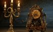 """โฉมงามกับเจ้าชายอสูร ส่งภาพแรกแบบเหมือนจริงของ """"เชิงเทียน กับ นาฬิกา"""""""