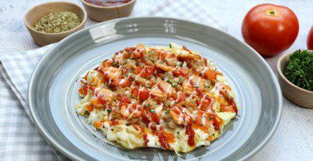 ทำพิซซ่าเวียดนามได้ง่าย ๆ ที่บ้าน แค่มีเตาอบขนมขนาดเล็ก จาก Sharp