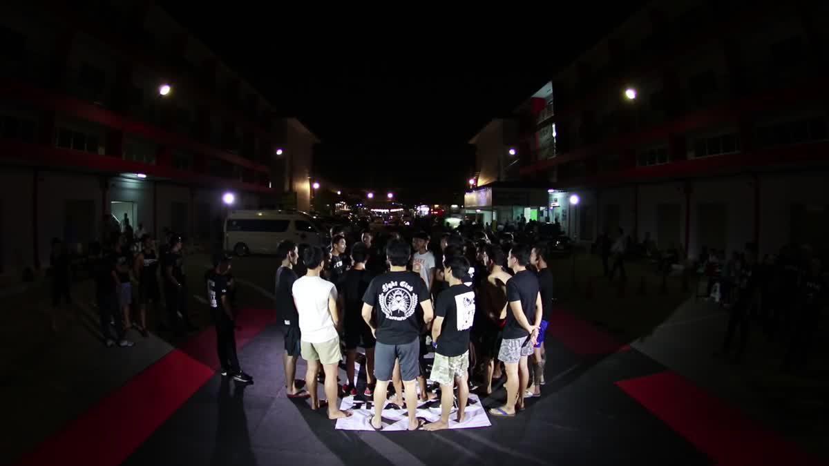 Fight Club Thailand วันสำคัญ โฮมรูม