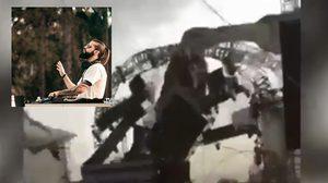 พายุโหด ถล่มเวทีเทศกาลดนตรีในบราซิล คร่า 'ดีเจKaleb' ลาโลก (ชมคลิป)