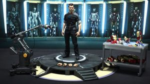 Hot toys ตีตลาด จัดเต็ม! แอ็คชั่นฟิกเกอร์ Tony Stark (Workshop Version) 1/6 จาก Iron man 3