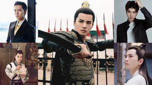 อู๋ซีเจ๋อ จากนายแบบสู่นักแสดงสามีแห่งชาติจีน พระเอก General's Lady ป่วนรักฮูหยินจอมแก่น