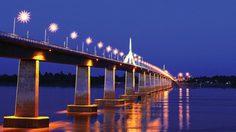 สะพานมิตรภาพ 3 อีกหนึ่งสะพานสวยในสยามประเทศ
