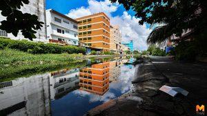 อุตุฯ เตือนทั่วไทยยังมีฝนตกหนัก – กทม. มีฝนฟ้าคะนอง ร้อยละ 70 ของพื้นที่