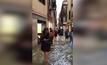 น้ำท่วมเมืองเวนิสของอิตาลี