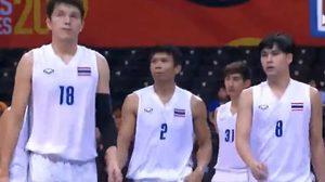 ยัดห่วงไทย ประเดิมบาสเกตบอล ซีเกมส์ สวยงาม สอย อินโดนีเซีย สกอร์ขาด 98-76