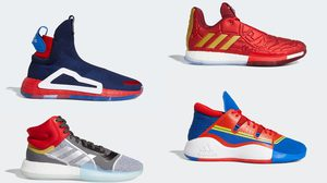 adidas x Marvel กับรองเท้าสุดแหล่ม ที่บอกเลยว่า เอาเงินฉันไปเถอะ!