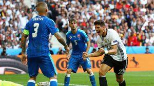 ผลบอล : เยอรมันโชว์โหด! ไล่ทุบสโลวาเกีย 3-0 ศึก ยูโร 2016 รอบ 16 ทีม