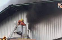 ไฟไหม้โกดังสินค้าที่โคราช เสียหายนับล้านบาท