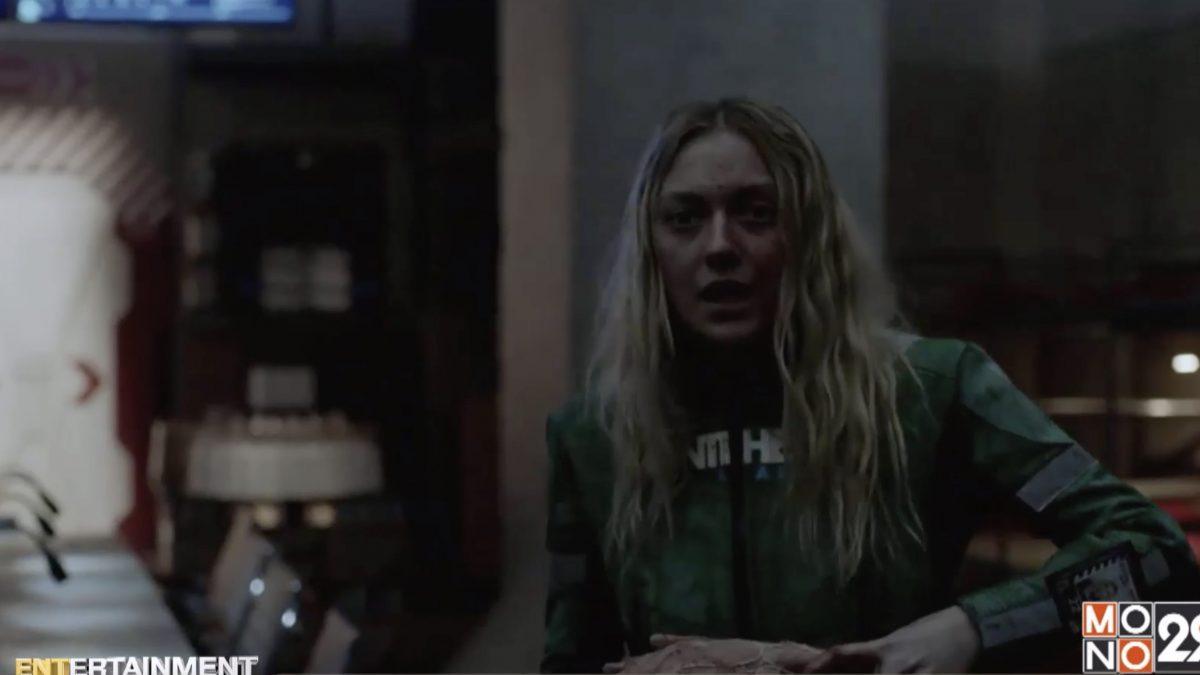 """""""ดาโกต้า แฟนนิ่ง"""" ปะทะมอนสเตอร์สุดสยองในหนังสั้น Zygote"""