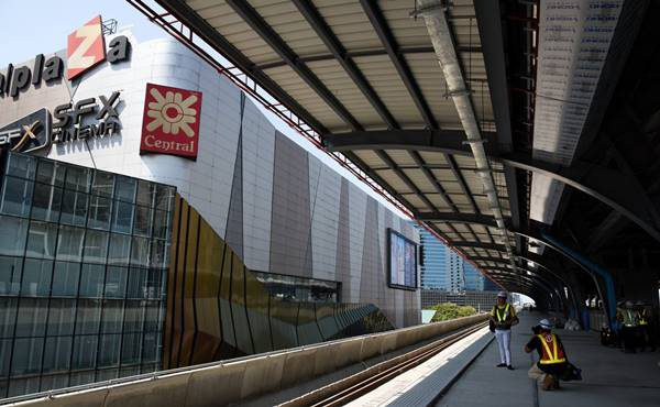 คาดเปิดให้บริการสถานี BTS ห้าแยกลาดพร้าว ภายใน ส.ค.62