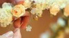 DIY มงกุฎดอกไม้ แต่งผมสวยด้วยตัวคุณเอง
