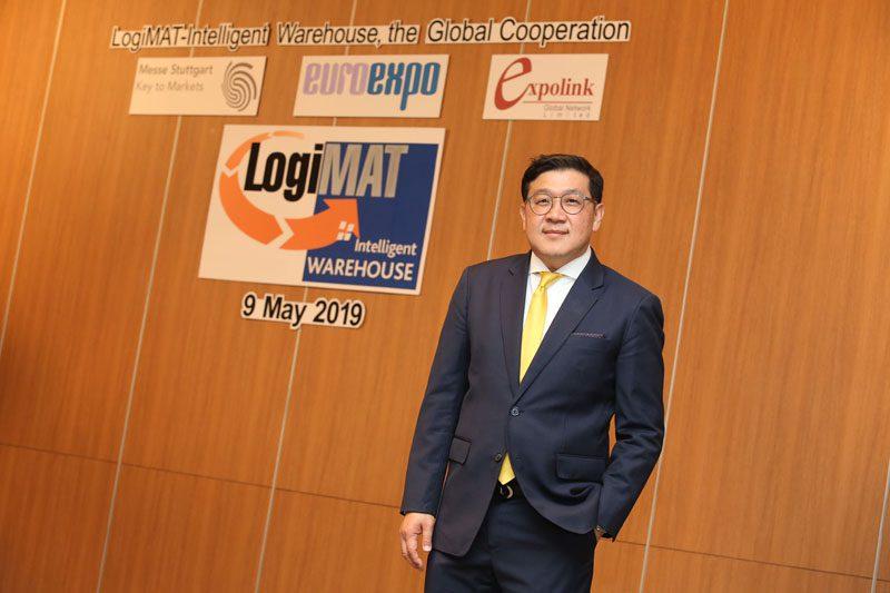 """เอ็กซ์โปลิงค์ฯ จัดงานครั้งใหญ่ในเมืองไทย """"LogiMAT-Intelligent Warehouse"""""""