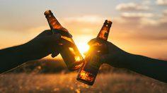 วิธีเร่งความเย็นเบียร์ อยากดื่มเบียร์เย็นๆ ในเวลาสั้นๆ เรามีวิธี