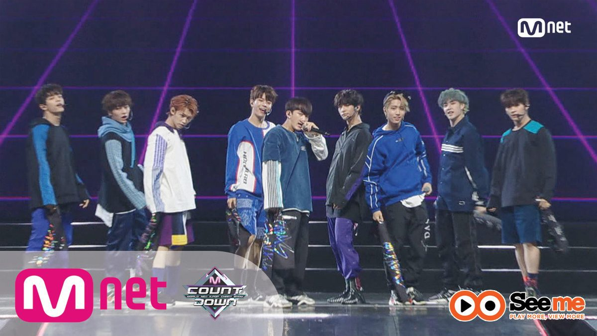 스트레이 키즈(Stray Kids) - INTRO + My Pace(Dance Break Ver)|KCON 2018 THAILAND × M COUNTDOWN