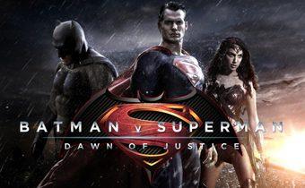 Batman v Superman: Dawn of Justice แบทแมน ปะทะ ซูเปอร์แมน แสงอรุณแห่งยุติธรรม