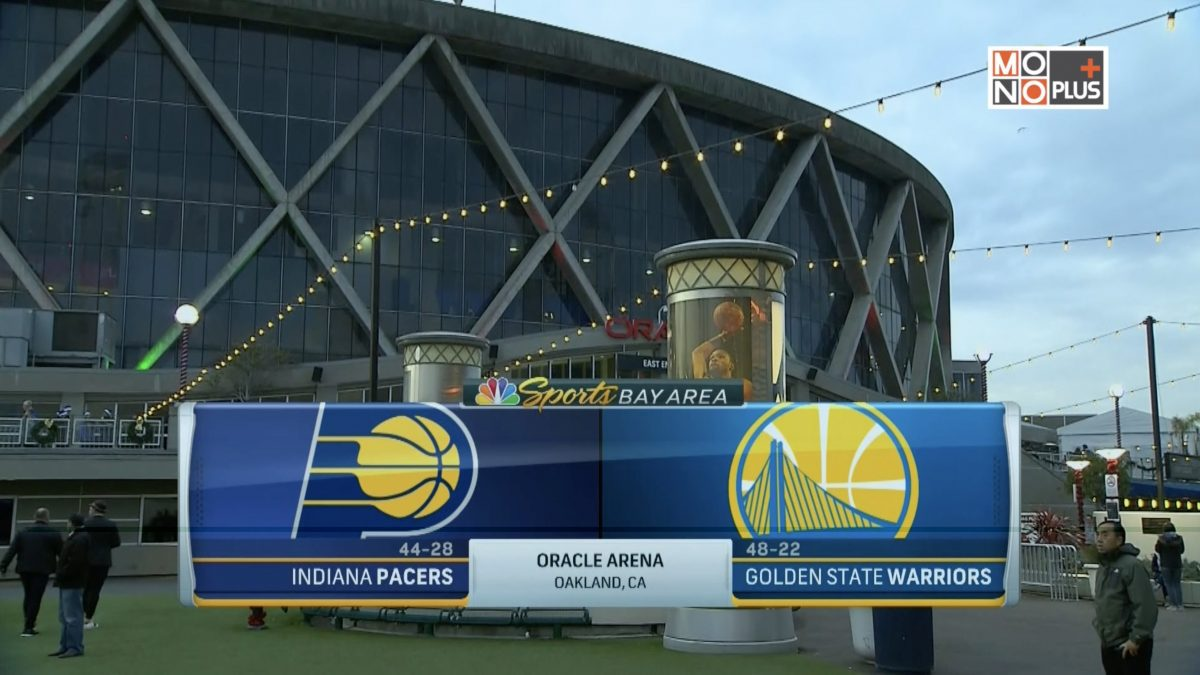 Highlight Indiana Pacers VS. Golden State Warriors