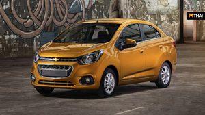 Chevrolet Beat Notchback 2018 เปิดตัวที่ประเทศเม็กซิโก ราคาเริ่มต้น 2.5 แสนบาท