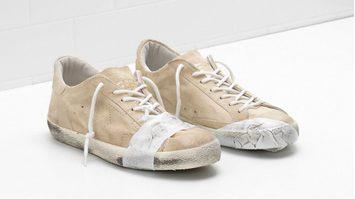 ขยี้ตาแปบ!! แฟชั่นรองเท้าผ้าใบ จากแบรนด์หรู ทำเอากระแสหรือคิดอะไรไม่ออก?!!
