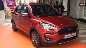 Ford เปิดตัว รถต้นแบบ ซีดาน-ครอสโอเวอร์ ครั้งแรกที่ประเทศบราซิล