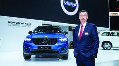 วอลโว่ คาร์ ประเทศไทย ทุบสถิติยอดขายรถยนต์ใหม่ปี 2561 มากถึง 1,292 คัน